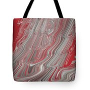 Pour It On Hot Tote Bag