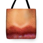 Pouty Lips Tote Bag