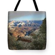 Powder Coated Canyon Tote Bag