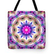 Powder Rainbow Tote Bag