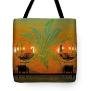 Powder Room Radio City Music Hall Tote Bag