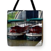 Powell Boats Tote Bag