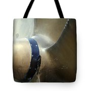Power Front Tote Bag