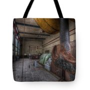 Power Generator Tote Bag