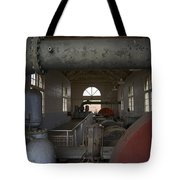 Power Production Tote Bag