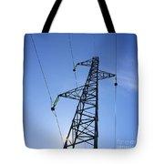 Power Pylon Tote Bag