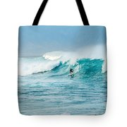 Power Thru Tote Bag