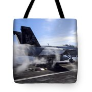 Power To Burn Tote Bag