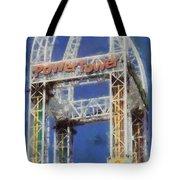 Power Tower Cedar Point Tote Bag