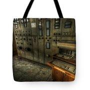 Power Writer  Tote Bag