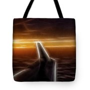 Powered Flight Tote Bag