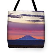 Powerful Sunset Tote Bag