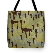 Powerful Wind Tote Bag