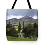 Lake And Garden Tote Bag