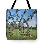 Powis Castle Garden Tote Bag