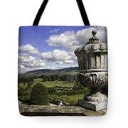 Powis Castle Garden Urn Tote Bag
