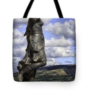 Powis Castle Statuary Tote Bag