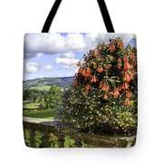 Powis Castle Terrace Tote Bag