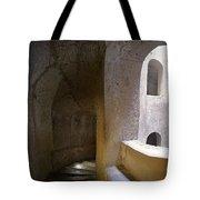 Pozzo San Patrizio/st. Patrick's Well  Tote Bag by Alan  Socolik
