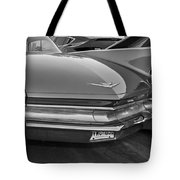 Practicality Be Damned Monochrome Tote Bag