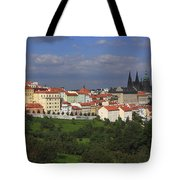 Prague Czech Republic Tote Bag