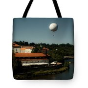 Prague In The Day Tote Bag