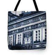 Prague Sgraffito Tote Bag