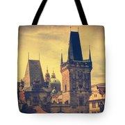 Praha Tote Bag