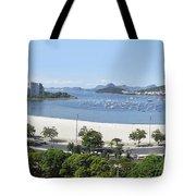 Botafogo Beach Tote Bag