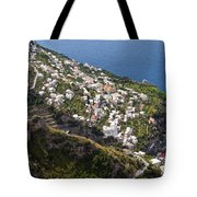Praiano Village Tote Bag