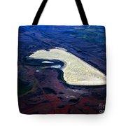Prairie Dog Lake Tote Bag