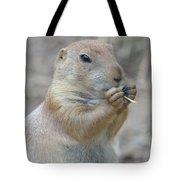 Prairie Dog Treat Tote Bag