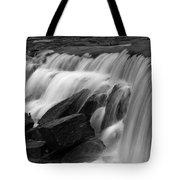 Prairie Falls Tote Bag