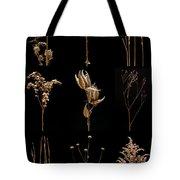 Prairie Plant Still Life Tote Bag