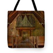 Praise Him In Song Tote Bag