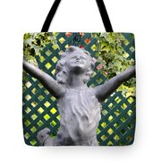 Praising The Lord Tote Bag
