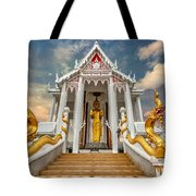 Pranburi Temple Tote Bag
