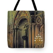 Prayer And Contlemplation Tote Bag
