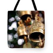 Prayer Bells Tote Bag