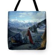 Prayer Flags Leh Ladakh Tote Bag