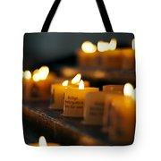 Prayers And Hope Tote Bag