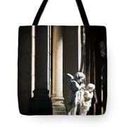 Praying Angle - Sucre Cemetery Dramatic Tote Bag
