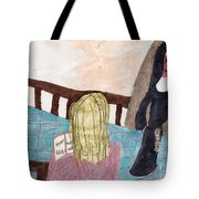 Praying For A Vocation Tote Bag