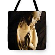 Praying Madonna Tote Bag