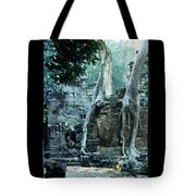 Preah Khan Temple 01 Tote Bag