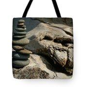 Precarious Cairn Tote Bag