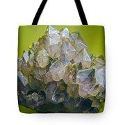 Precious Crystals Tote Bag
