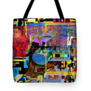 precious is man for he is created in the Divine Image 10 Tote Bag