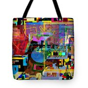 precious is man for he is created in the Divine Image 11 Tote Bag