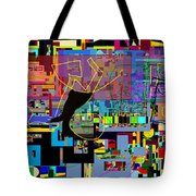 precious is man for he is created in the Divine Image 7 Tote Bag